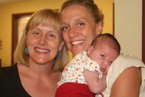 Nancy Acheff and Cassie Hart, CNMs